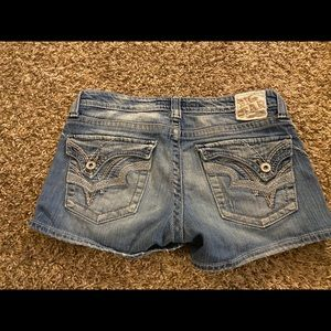 Big Star Casey low rise fit Jean Shorts size 30